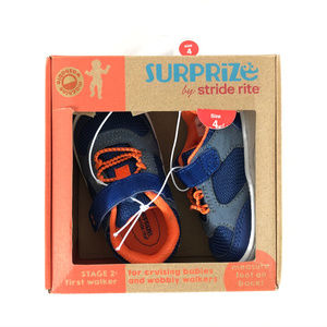 Surprize by Stride Rite Toddler Boys Ari Sneakers